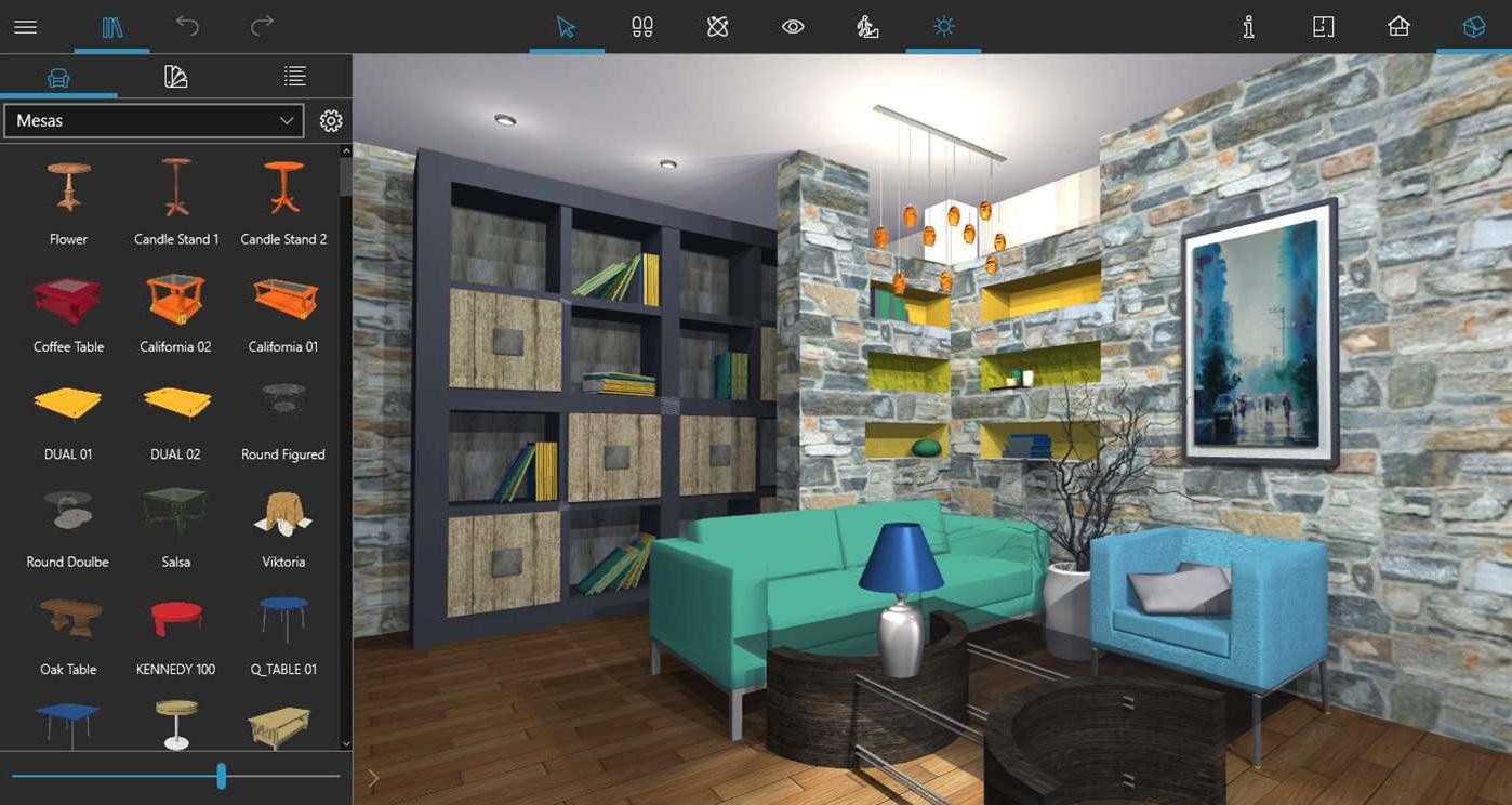Live home 3d completa aplicaci n de dise o de interiores Diseno de interiores 3d data becker windows 7