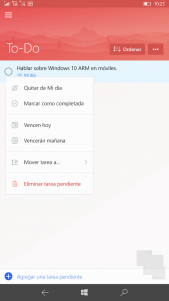 Microsoft To-Do, el sucesor de Wunderlist, ya disponible para Windows, Android e iOS