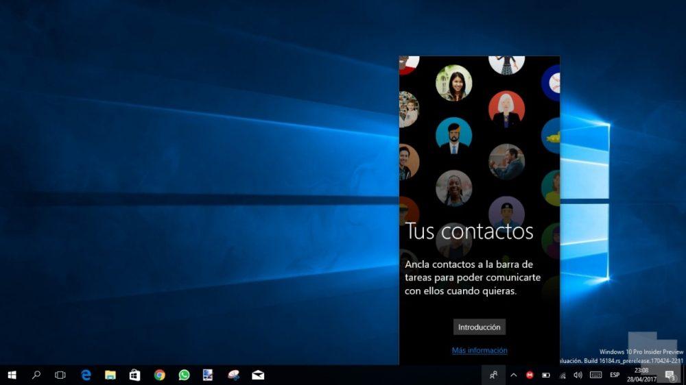 Microsoft ya anota a MyPeople como funcionalidad obsoleta en las próximas versiones de Windows 10