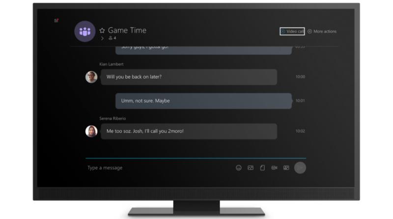 Skype UWP desembarca en la Xbox One y ya lo puedes descargar