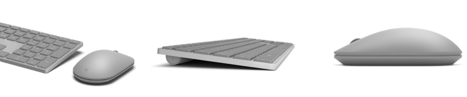 Surface Mouse y Keyboard