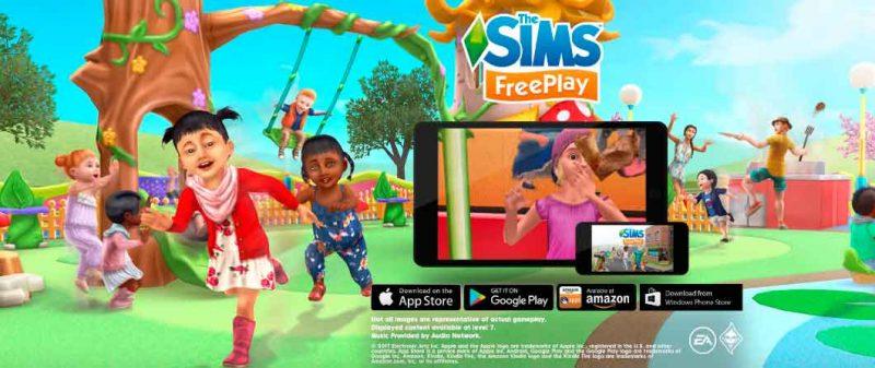 Si, The Sims FreePlay se actualiza nuevamente... ¡va en serio!