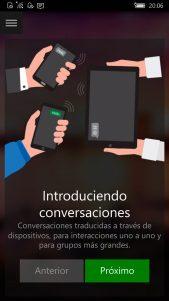 Traductor de Microsoft se actualiza con traducción en tiempo real en una conversación