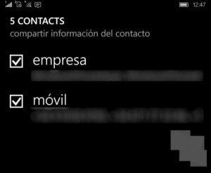 Ya puedes compartir múltiples contactos con WhatsApp beta
