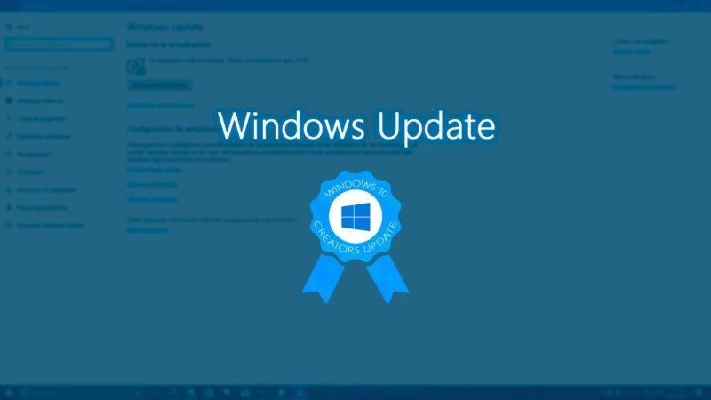 Build 15063.1659, nueva acumulativa para Creators Update