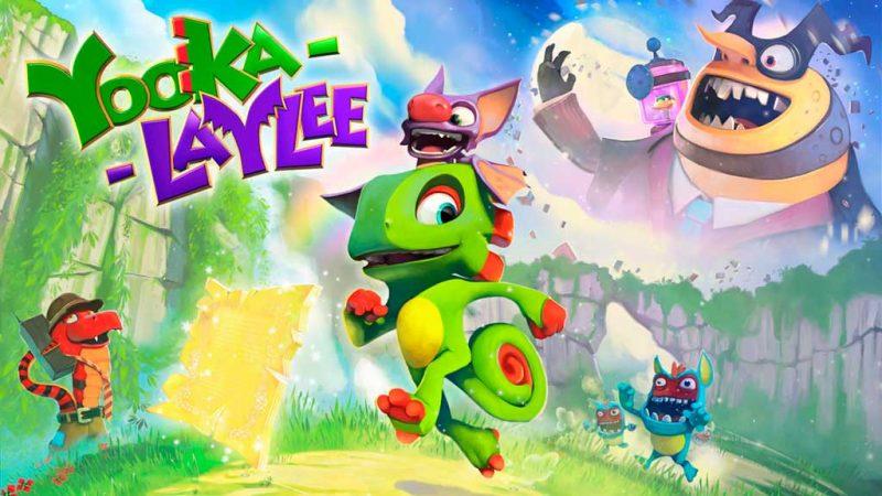 Analizamos a fondo Yooka-Laylee, ¡vuelven los buenos plataformas!