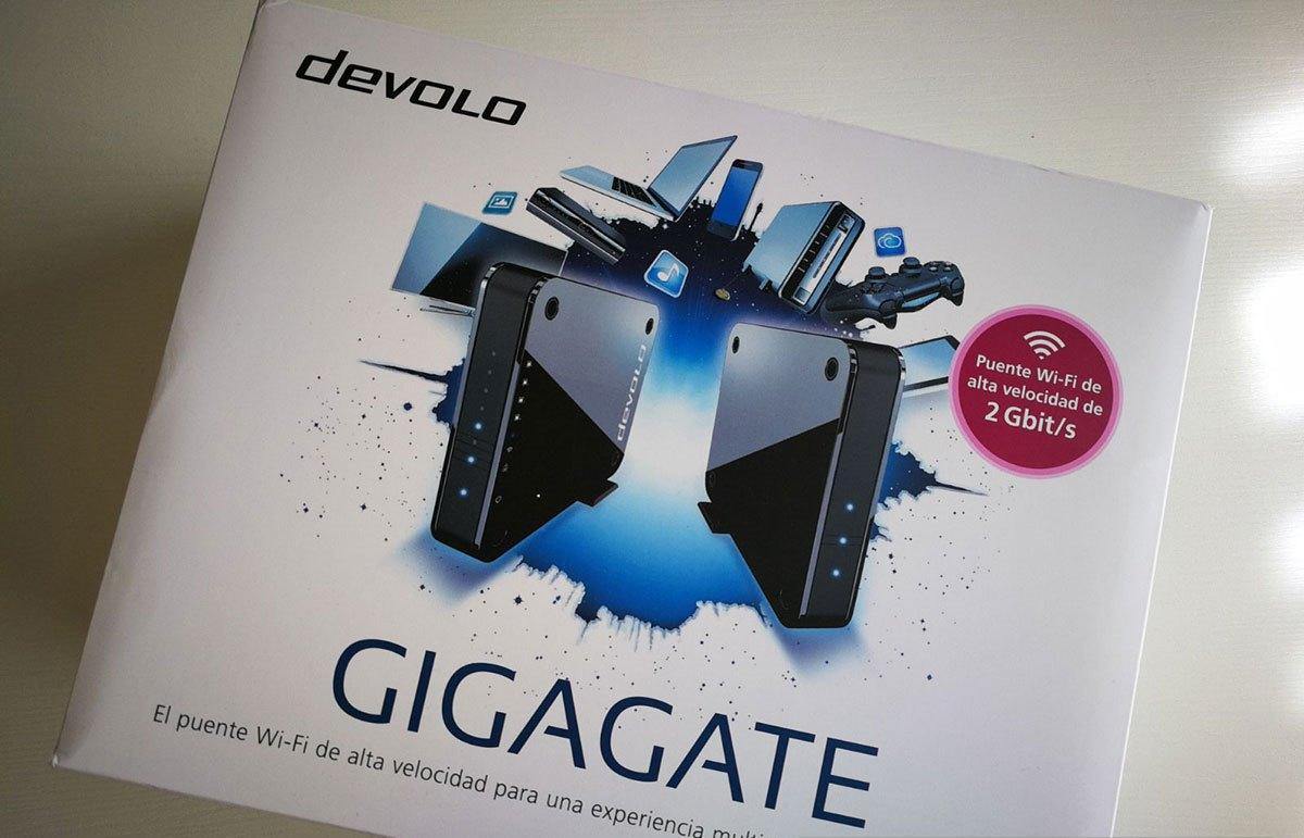 Devolo GigaGate, un puente WiFi de alta calidad para tu hogar