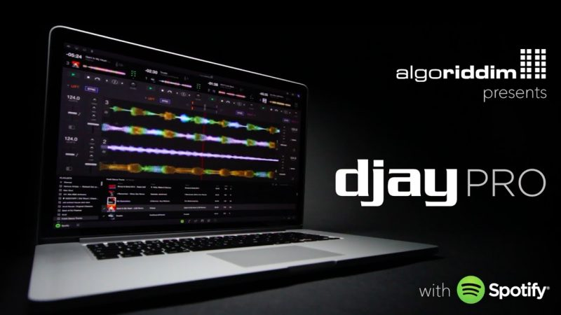 Algoriddim trae su popular aplicación djay Pro a Windows 10