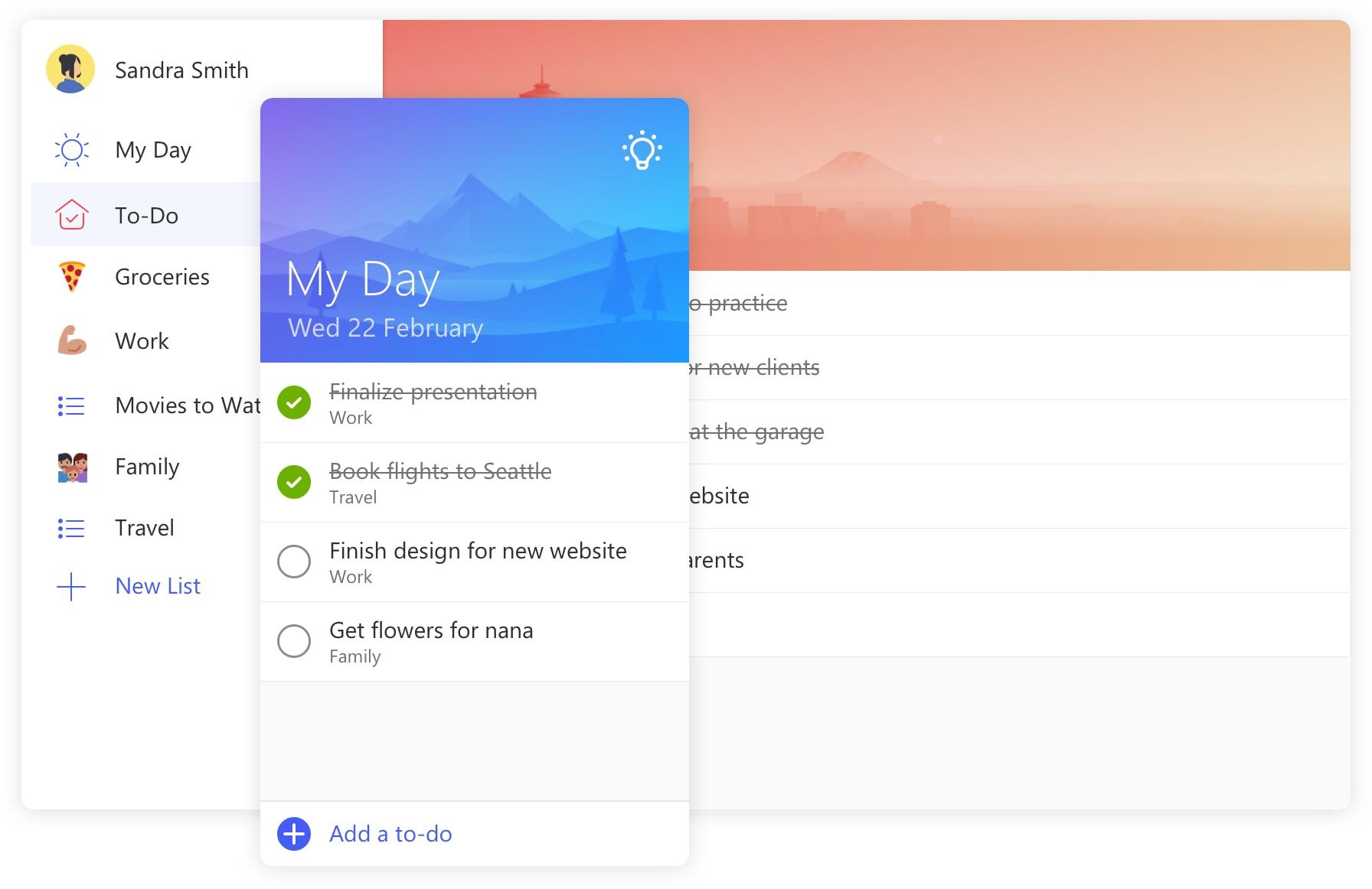 Microsoft To Do El Sucesor De Wunderlist Ya Disponible