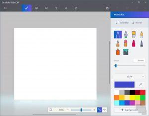 Paint 3D se actualiza y se une al club de Proyecto Neon