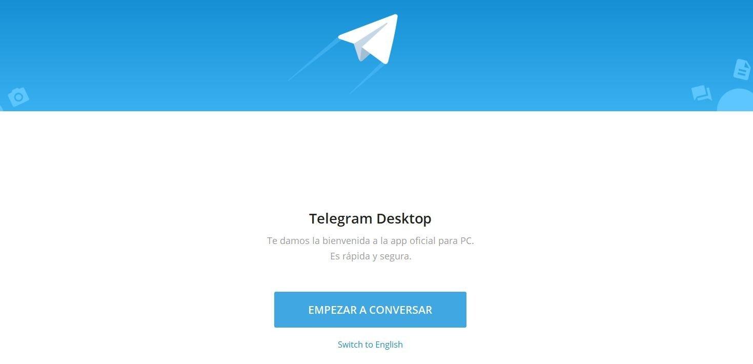 telegram pc