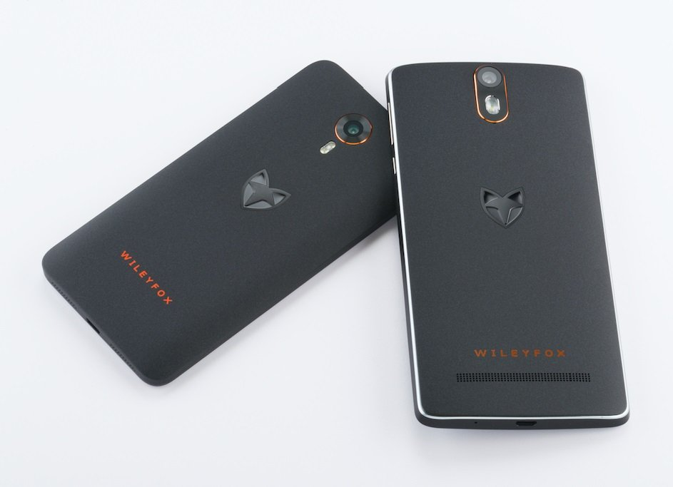 Wileyfox apuesta por Windows 10 Mobile para acceder al mercado empresarial