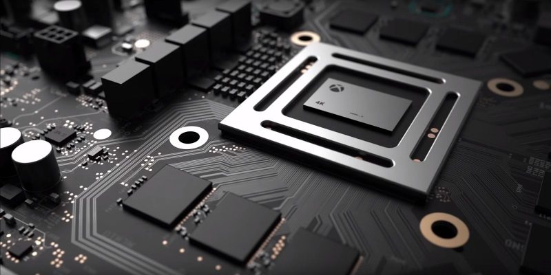 Microsoft confirma la presentación de Project Scorpio en el E3 2017