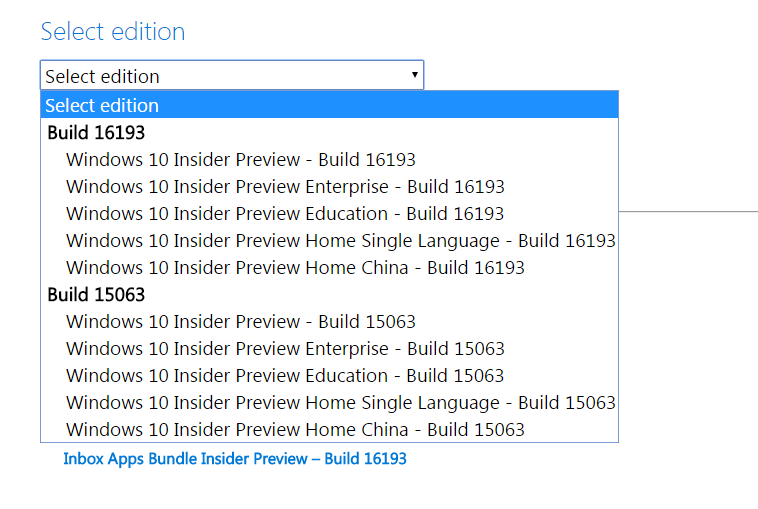 Descarga ya las ISOs oficiales de la Build 16193 de Windows 10 Insider Preview