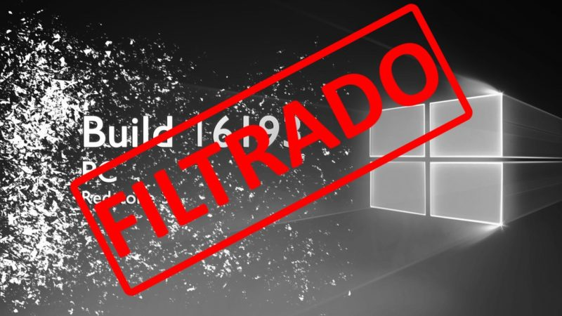 Build 16193 de Windows 10, filtrada antes de un posible lanzamiento vía Insider