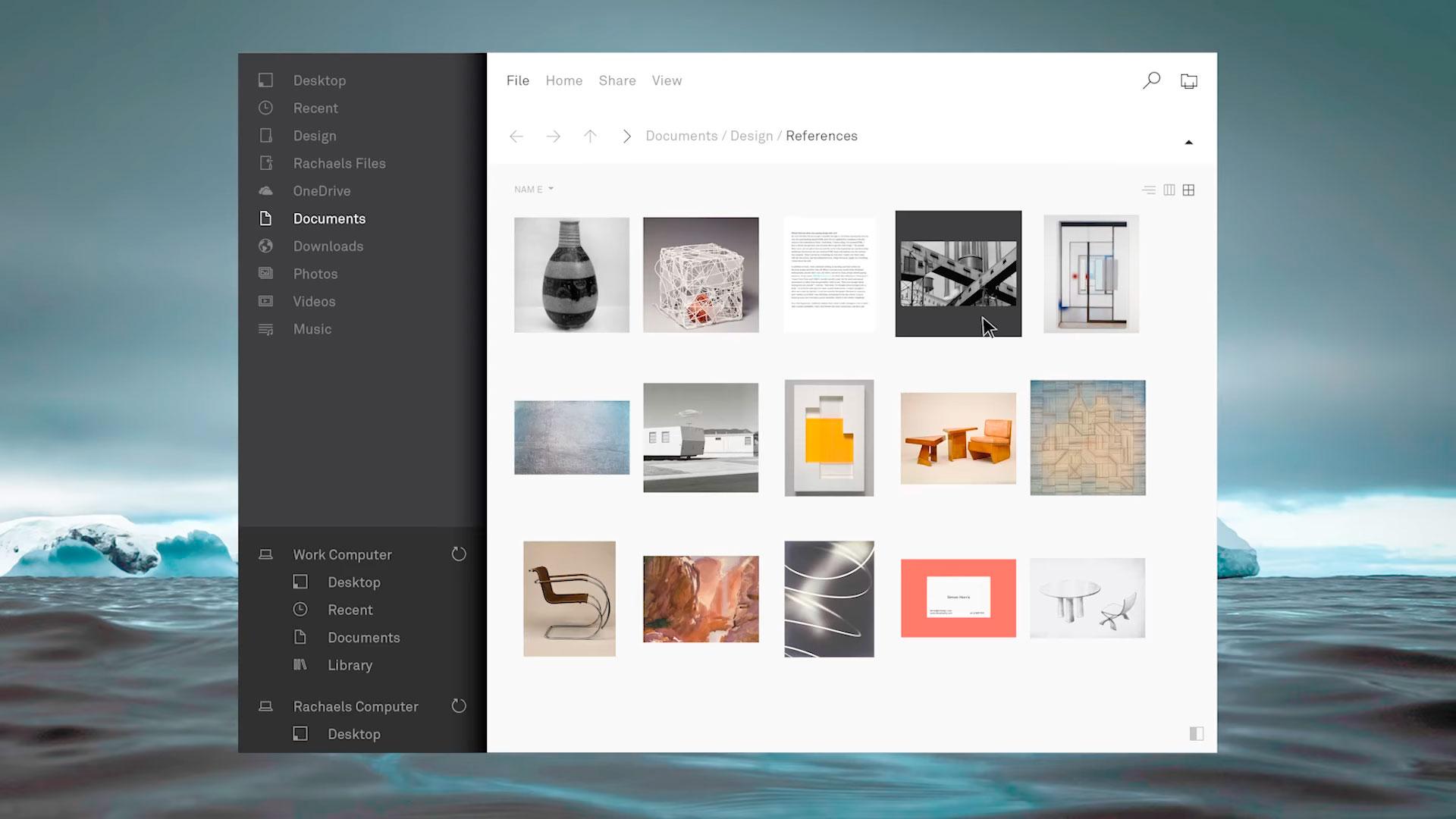 Fluent design system es el nuevo nombre de project neon for Window design ms