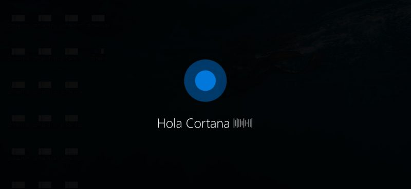 Cortana obtendrá nueva experiencia de usuario en la Fall Creators Update de Windows 10