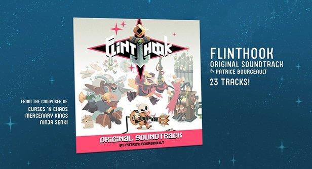 Analizamos Flinthook, un nuevo Rogue-lite con estilo Pixel Art
