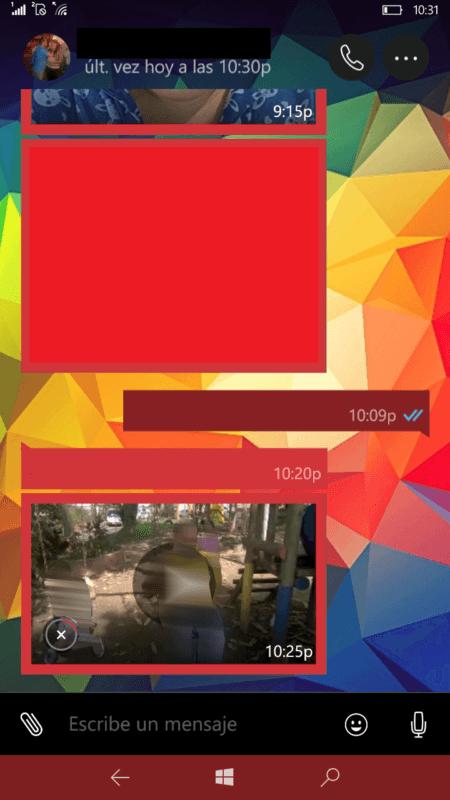 Ya puedes ver vídeos antes que se terminen de descargar en WhatsApp Beta