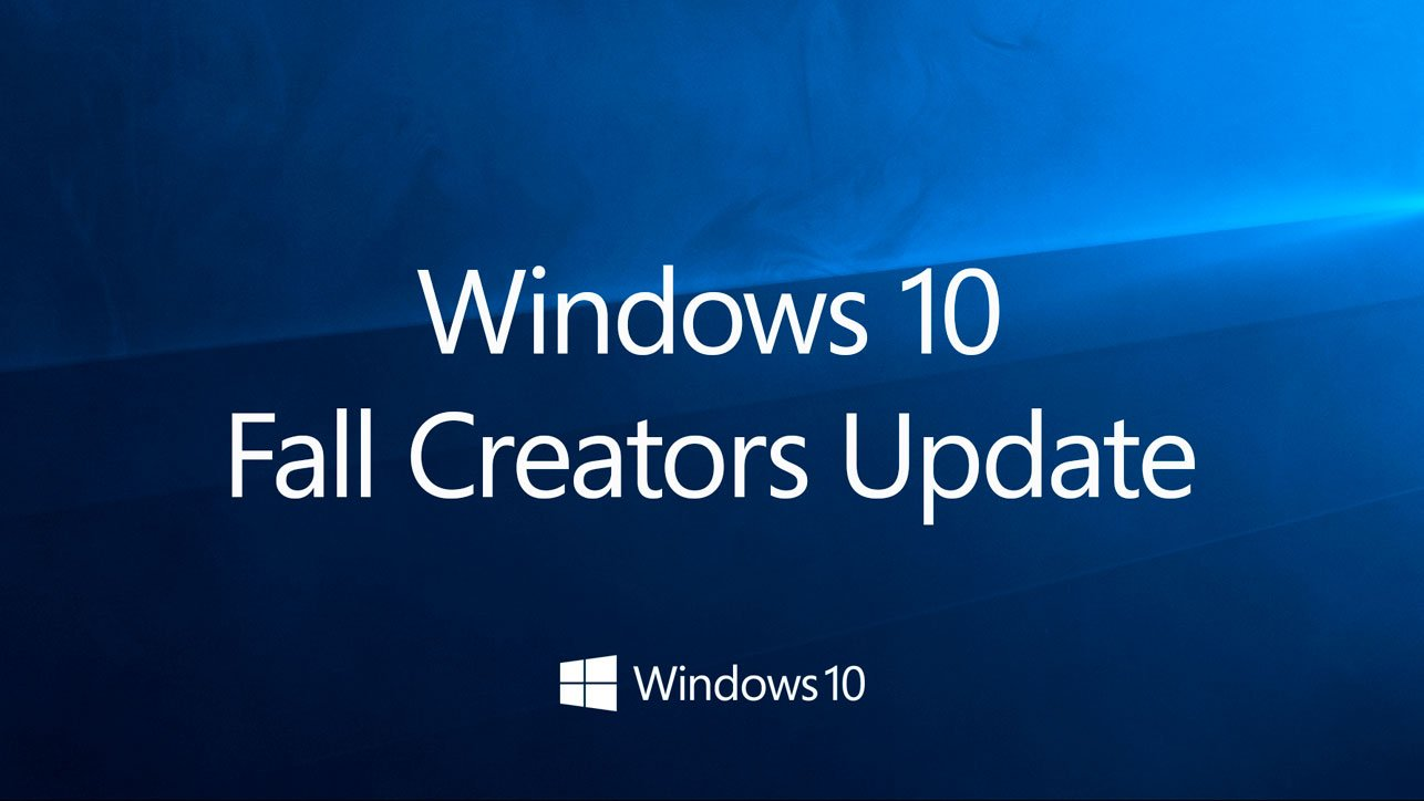 Fall Creators Update para Windows 10