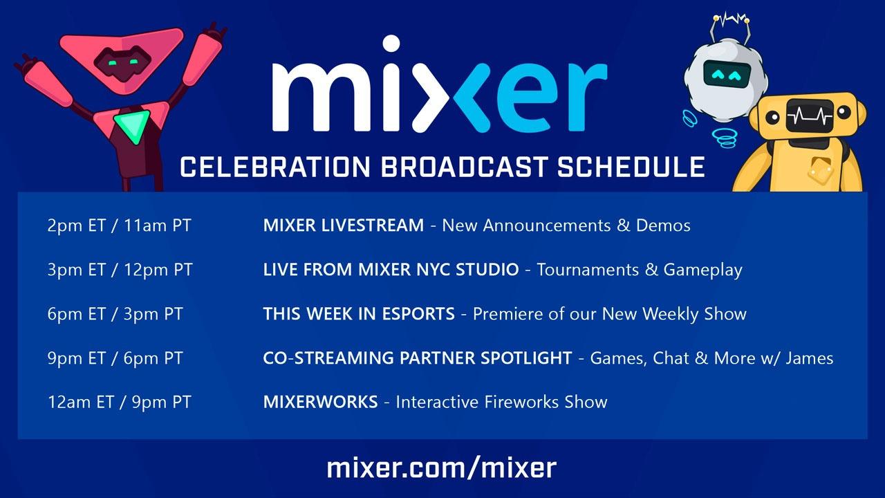 Mixer es el nuevo nombre de Beam, el servicio de streaming de juegos de Microsoft