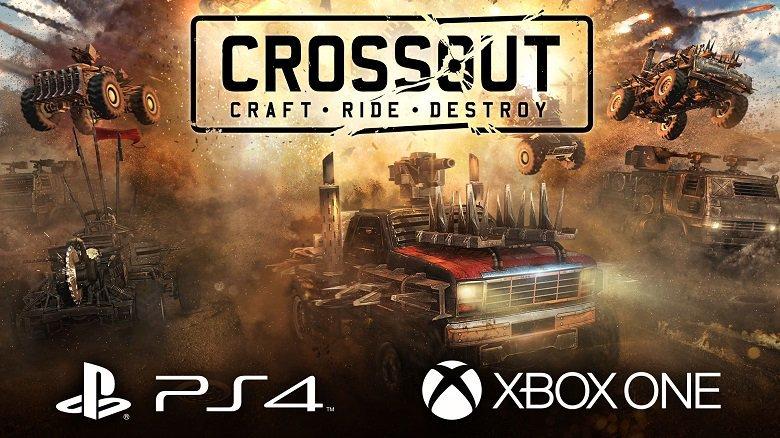 Crossout llega a Xbox como juego Free To Play
