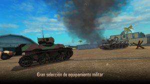 Disfruta de las mejores batallas militares con Grand Tanks para Windows
