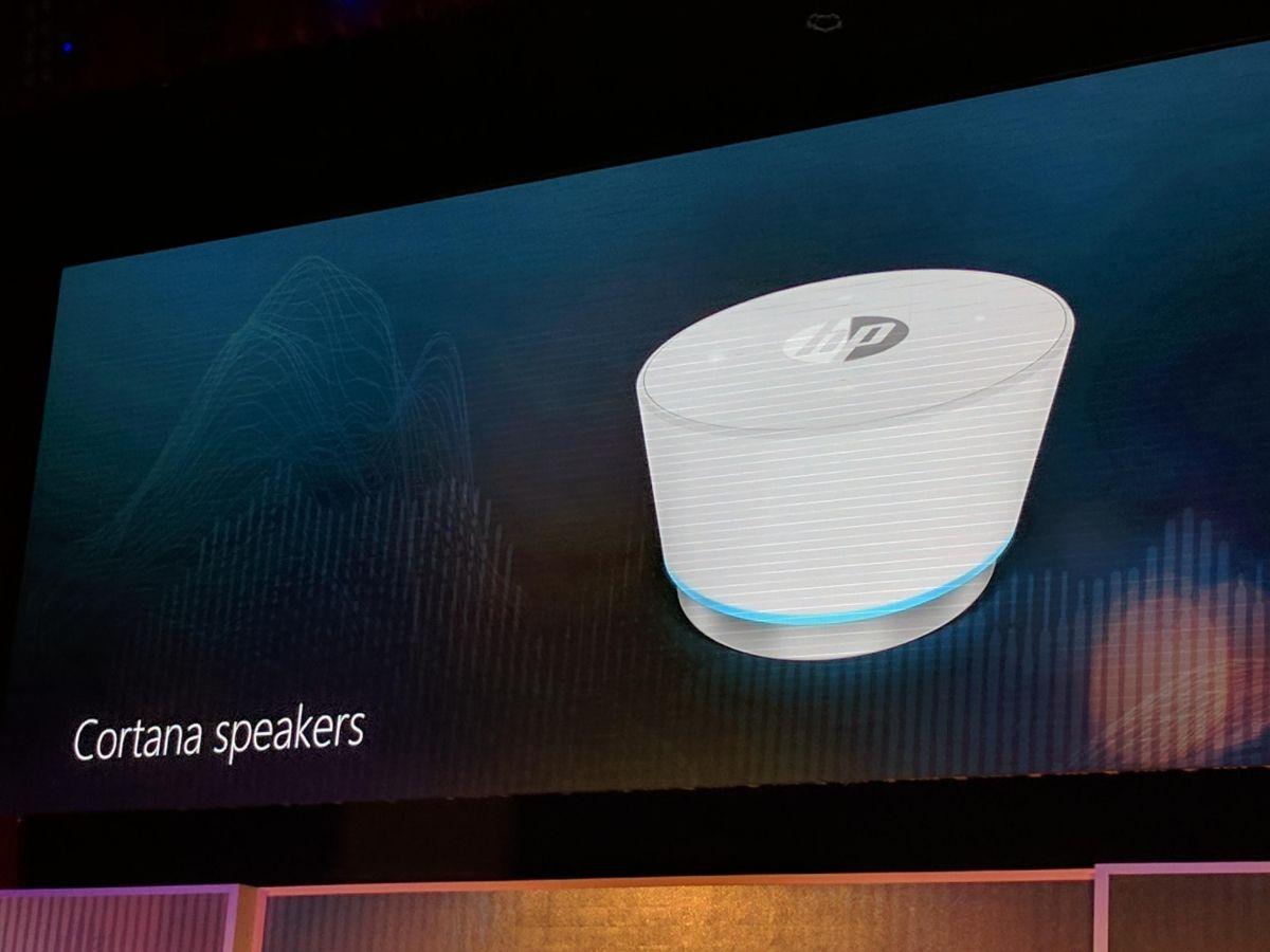 HP también prepara un altavoz inteligente