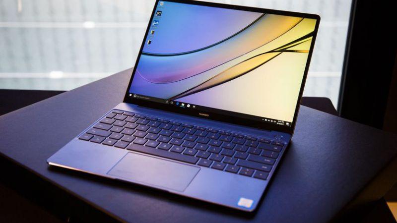 Huawei anuncia y lanza su MateBook X, su primera ultrabook premium de la gama