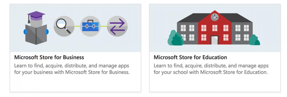 La tienda de Windows podría pasar a ser la tienda de Microsoft