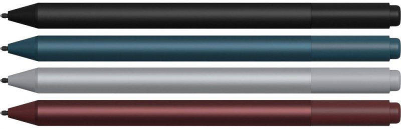 Microsoft anuncia su nuevo Surface Pen con 4096 niveles de presión y detección de inclinación