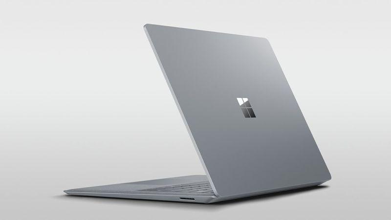 Surface Laptop con procesador Intel Core m3 ya disponible