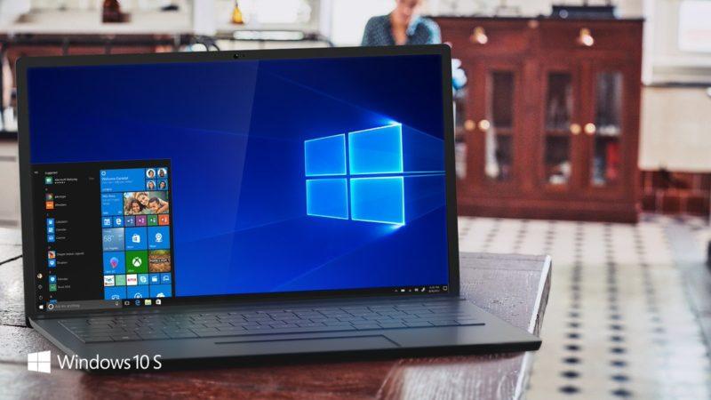 Windows 10 S tambien estará disponible en los Surface Pro y Surface Book