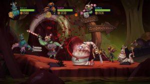 Analizamos Zombie Vikings del estudio sueco Zoink Games