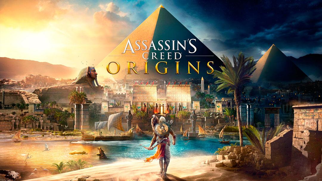 [Gamescom 2017] Assassin's Creed Origins se muestra en un nuevo trailer cinemático