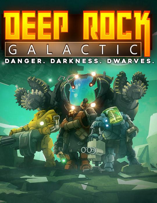 Deep Rock Galactic (Versión preliminar del juego)