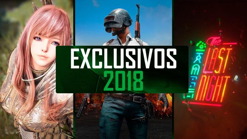 Estos son los 22 juegos exclusivos de Xbox presentados en el E3 2017