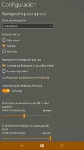 Mapas de Windows 10 se actualiza con mejoras en las indicaciones por voz