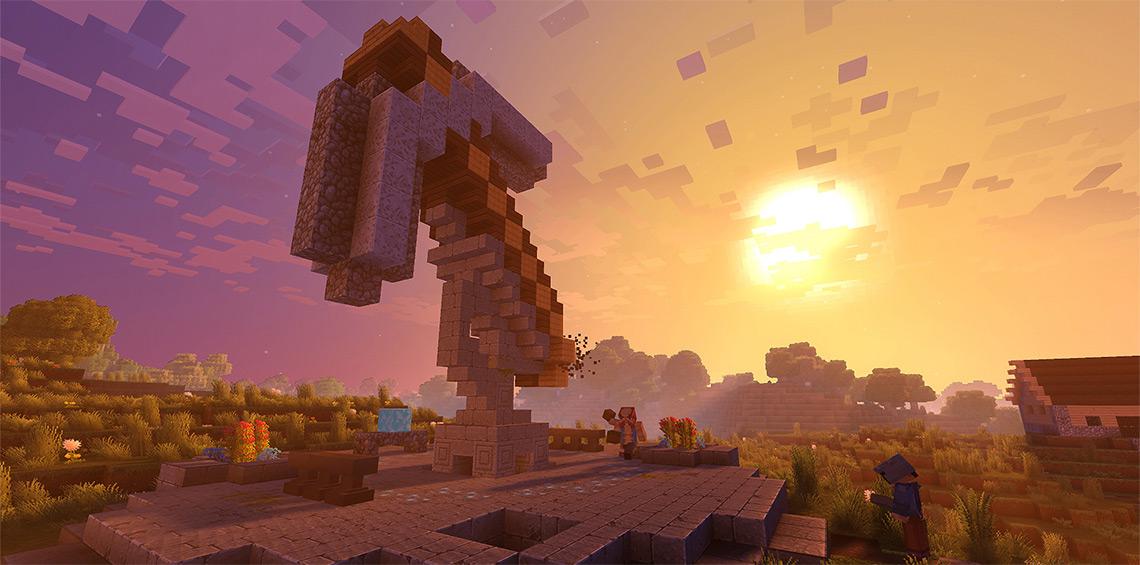 Minecraft es el primero en ofrecer juego cruzado entre múltiples plataformas