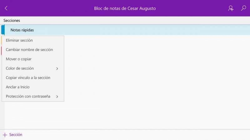 La nueva experiencia de OneNote ya está disponible en Windows Insider