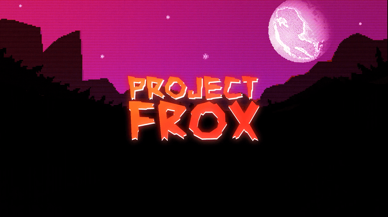 Project Frox: 12 Stages of Suffering