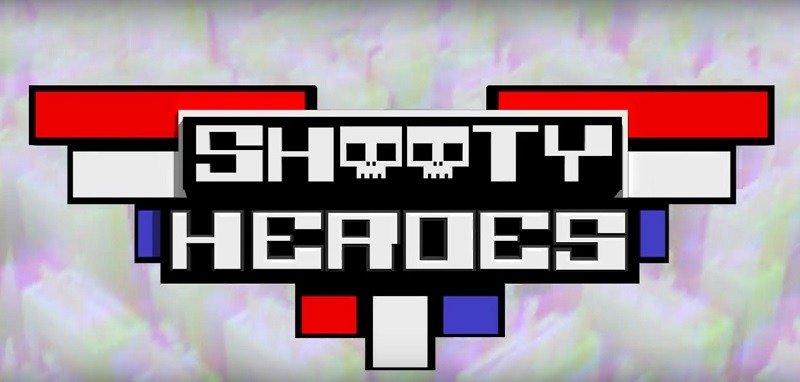 Shooty Pixel Heroes, un entretenido juego arcade relanzado como aplicacion UWP