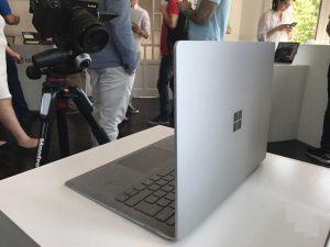 Surface Laptop, primer contacto e impresiones