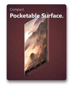 Surface note, un hermoso concepto. Porque soñar es gratis.