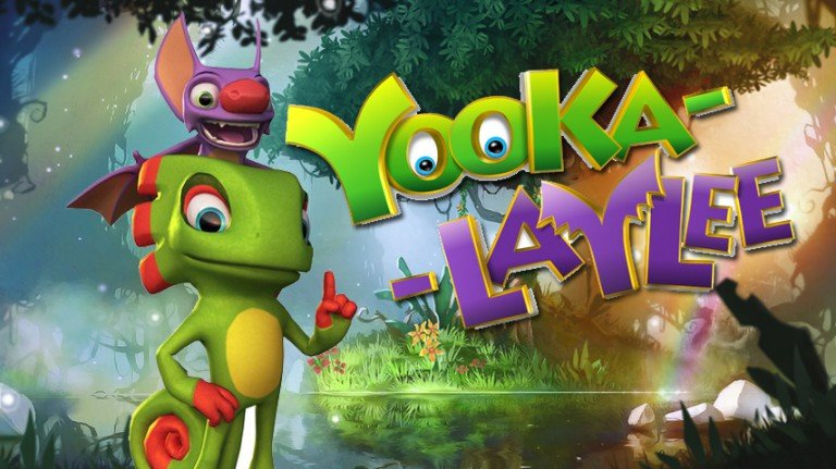 Yooka-Laylee ya disponible para Windows 10