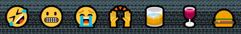 Emojis después
