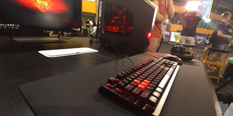 omen by hp teclado