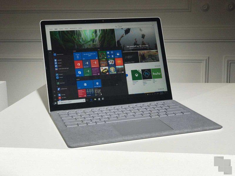 Las ventas de la marca Microsoft Surface han caído pero ¿es malo?