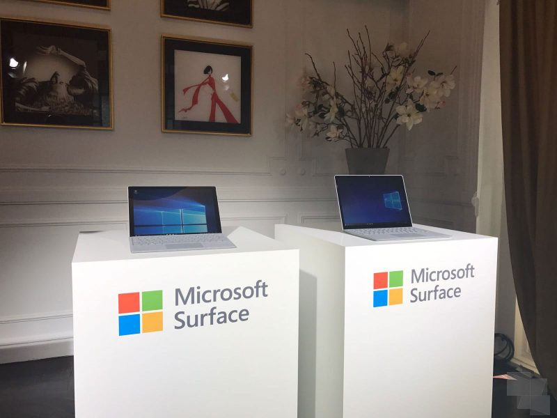 surface laptop y surface pro