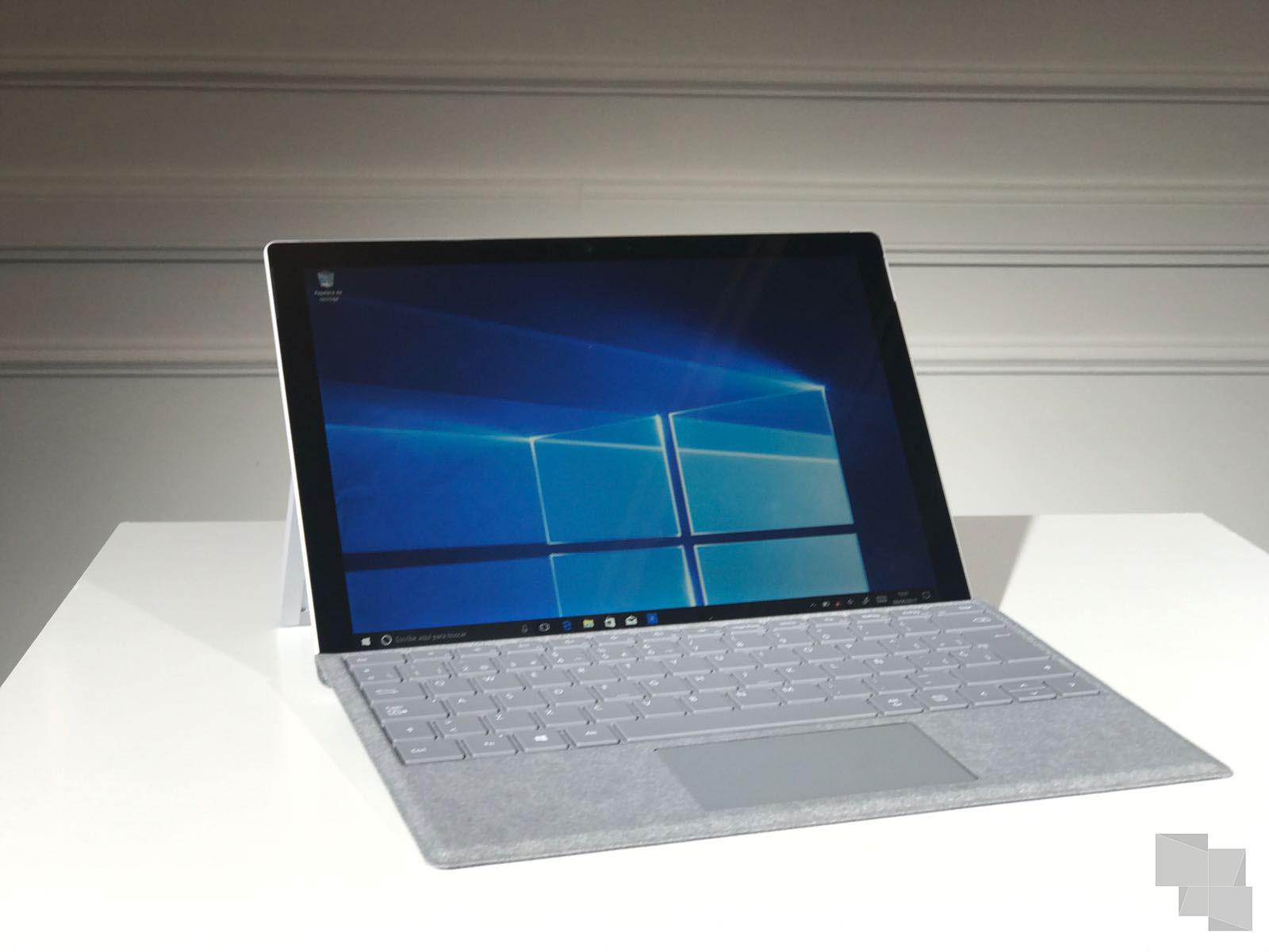 Microsoft Ibérica nos presenta los nuevos Surface Laptop y Surface Pro